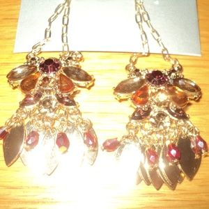 Lux Jewelry - New With Tags LUX Dangle Earrings